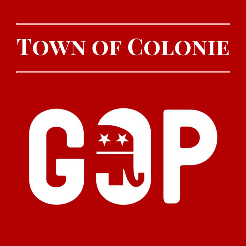 Colonie GOP
